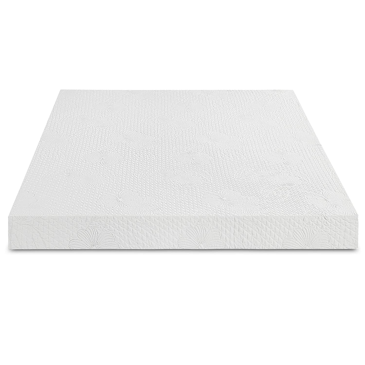 Olee Sleep 5 Inch Gel Adaptive Comfort Memory Foam Mattress 05FM04 (Twin)
