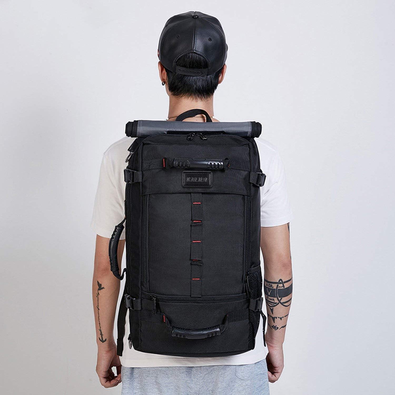 Stylish Travel Large Capacity Backpacks Male Luggage Shoulder Bags Computer Laptop Backpack Men Functional Backpack