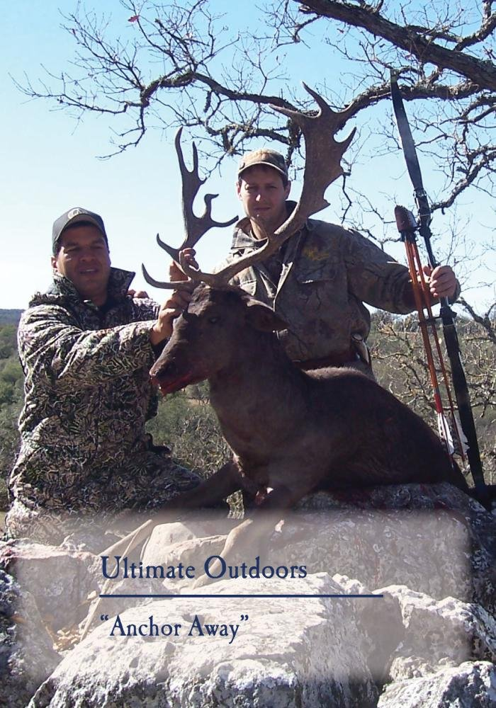 Ultimate Outdoors TV Series- Anchor Away
