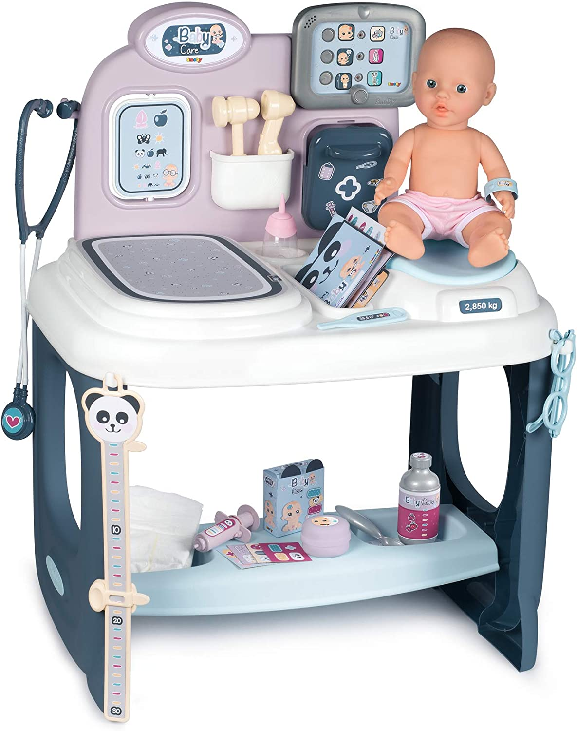 Smoby Baby Care Center - Puppen Pflegestation