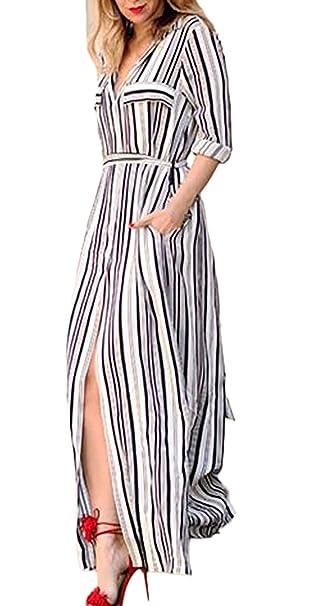 Vestiti lunghi con spacco amazon