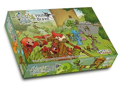 Color Warz - Paint Brawl: Amazon.es: Juguetes y juegos