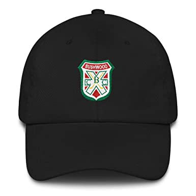 Image Unavailable. Image not available for. Color  Caddyshack Bushwood  Country Club Hat ... fa2bd709689b