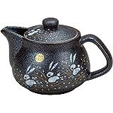 九谷烧 陶器 茶壶 饭团(带茶壶)AK3-0584