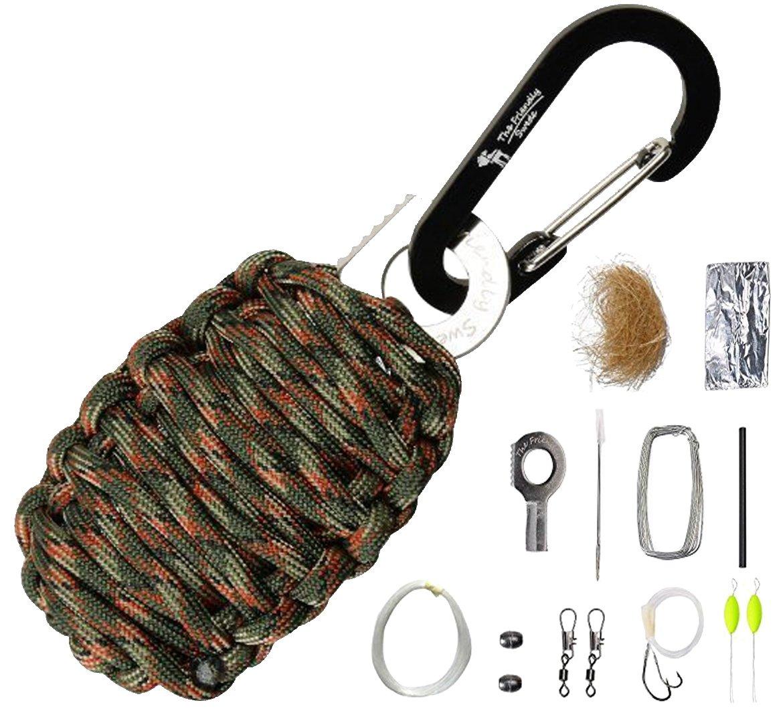 GARANT/ÍA DE POR VIDA The Friendly Swede The Friendly Swede Kit de Supervivencia Grenade