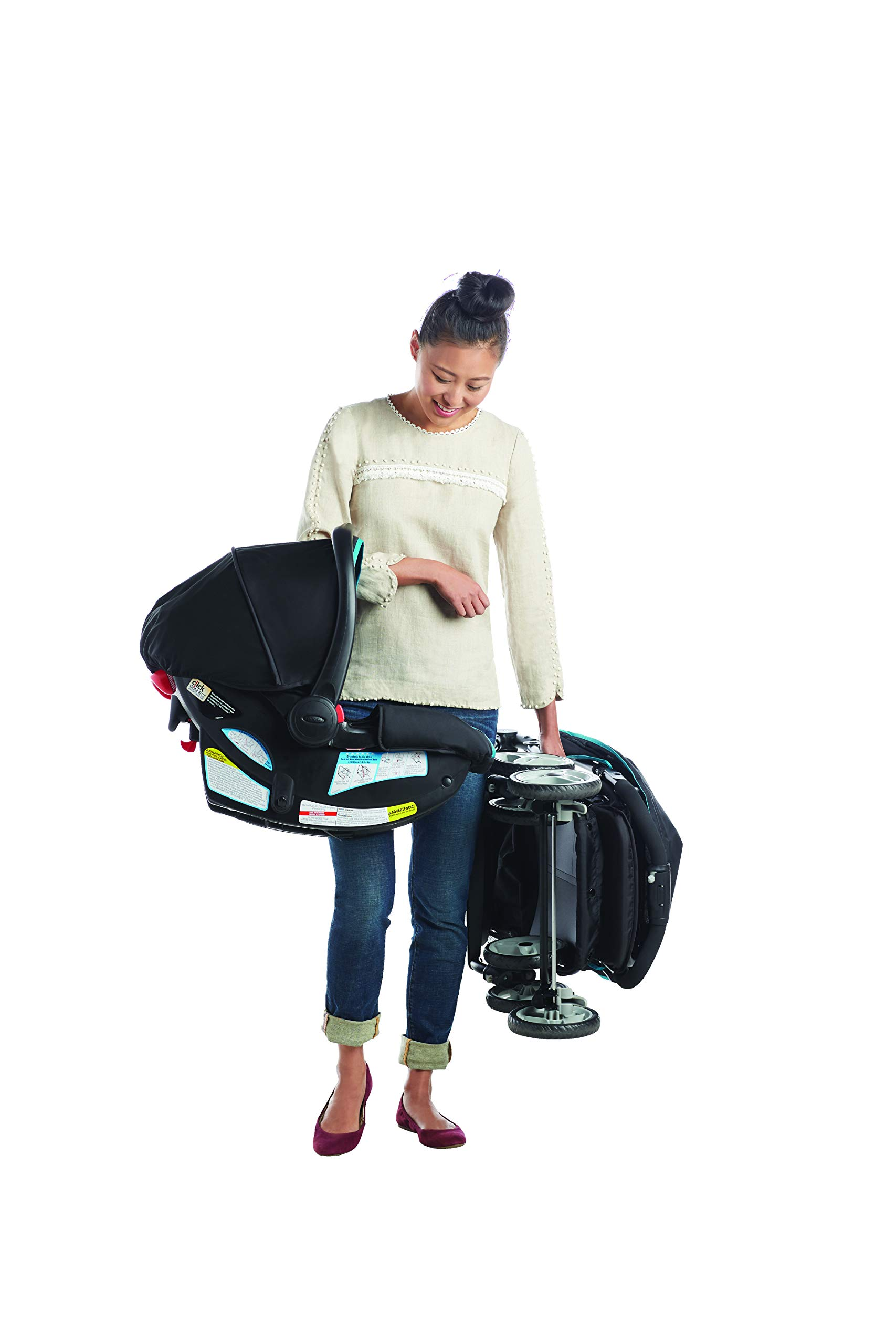 Graco LiteRider LX Travel System, Ames by Graco (Image #5)