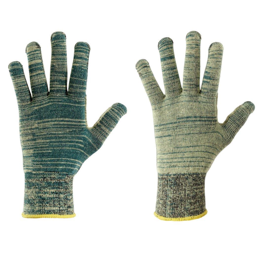 10 Pairs Honeywell PU Coated Black Precision Work Gloves Size 8 Medium 2100251