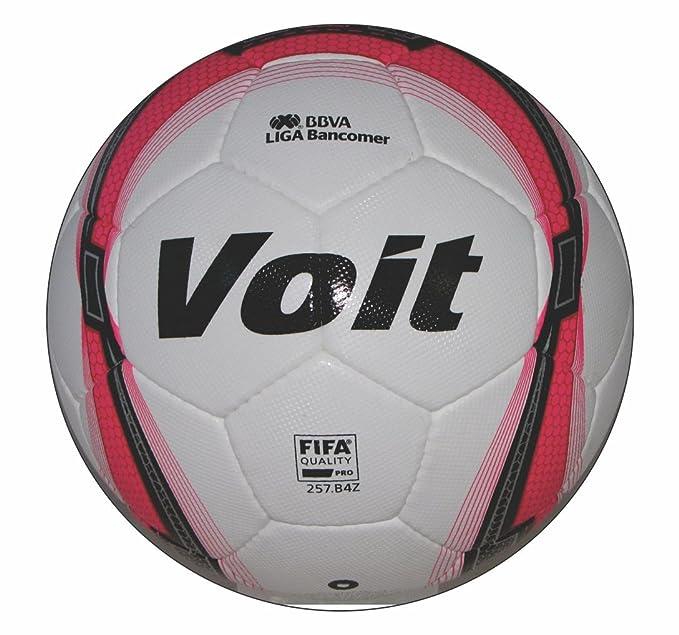 5 Voit oficial partido fútbol - Juego de Pelota (tamaño 5): Amazon ...