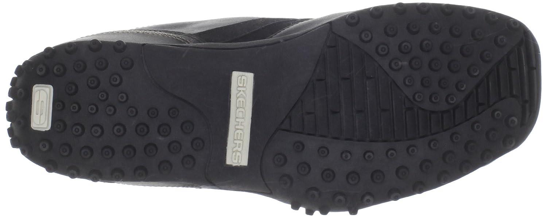 Cowens Zapato Ocasional De Los Hombres Skechers - Negro XGisDsH8N