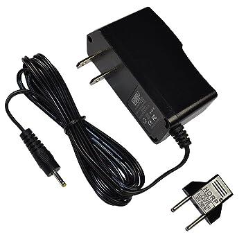 HQRP 3V Cargador / Adaptador de CA para Sony AC-ES3010K2 1 ...