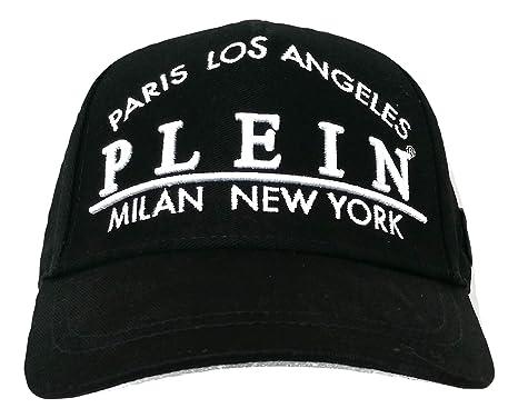 Philips Plein - Gorra de béisbol Hudson A18ABAC0052PTE004N, Color ...