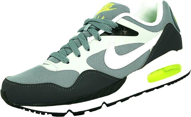 Nike Air MAX Correlate NS, Zapatillas de Running para Hombre, Gris/Blanco/Verde (Stealth/White-Drk Gry-NTRL Gry), 49 EU: Amazon.es: Zapatos y complementos