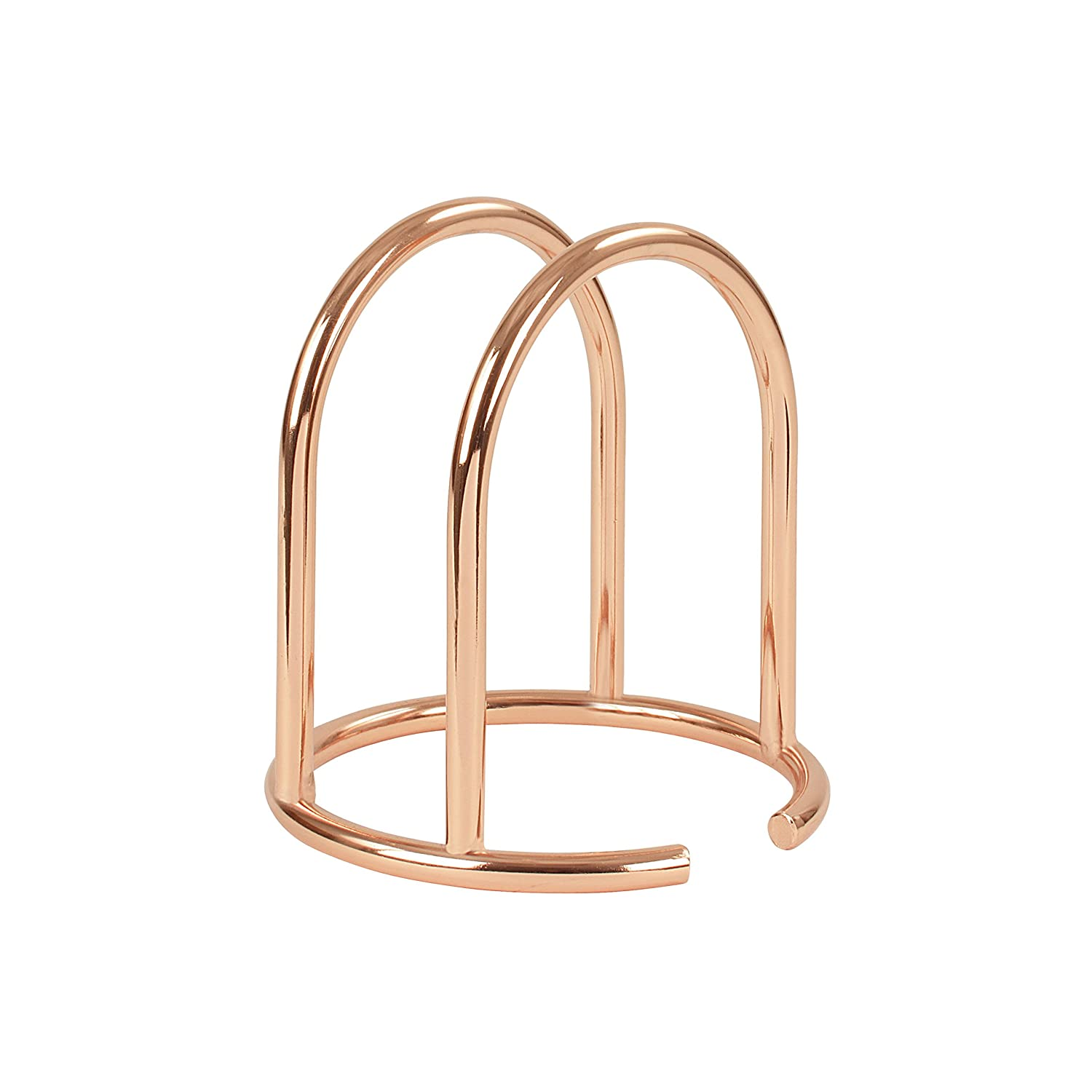 Spectrum Diversified Euro Napkin Holder, Copper 42379