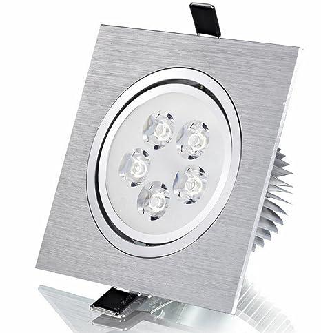 MeiZiWang Techo Downlight 5W9W12W En Blanco Y Negro De Hoteles Incrustado Iluminación Bombillas De Luz Blanca