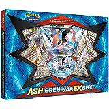 Ash Greninja EX Box - Pokemon Gioco di Carte - Lingua INGLESE