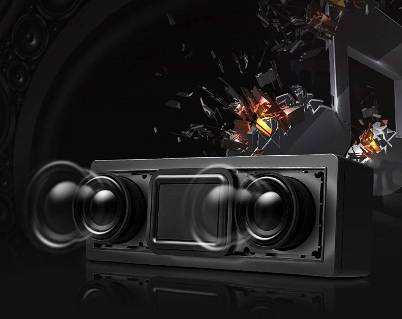 Portable Mobile Wireless Bluetooth Speaker Black Circuit Diagram For 32w Hifi Audio Power Amplifier Home Theater