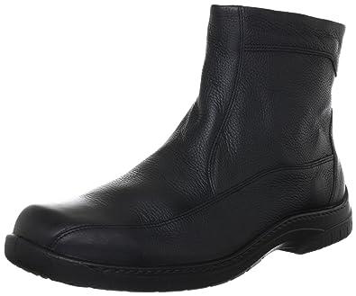 Jomos Feetback, Herren Warm gefütterte Schneestiefel, Schwarz (schwarz  45-000),