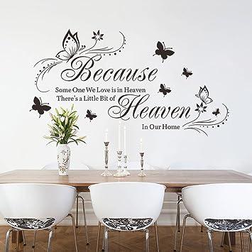 Wallpark Romantisch Blume Rebe Schmetterling Englisch