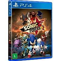 Sonic Forces - Edição Padrão - PlayStation 4