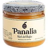 Miel de Abeja Panalia del Bajío, Orgánica Pura sin Calentar, 400 g
