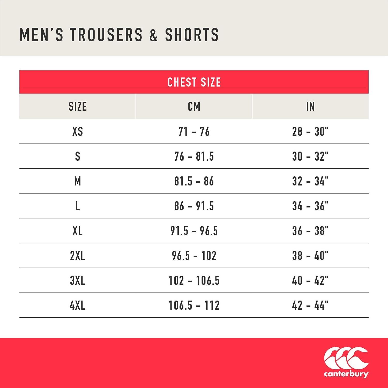 Canterbury Professional Rugby E523405 Pantaloncini Uomo