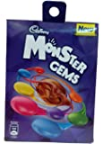 Cadbury Monster Gems, 45.6g Carton