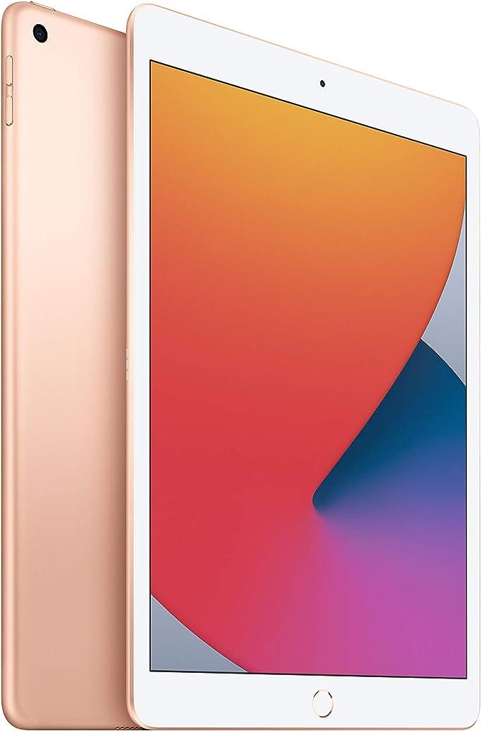 2020 Apple iPad (de 10,2 Pulgadas, con Wi-Fi y 32 GB) - Oro ...