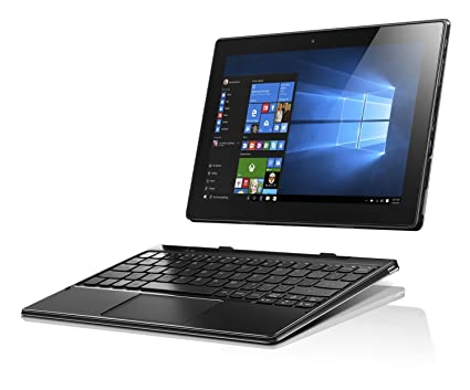 Image Unavailable Amazon.com: Lenovo IdeaPad Miix 310, 10.1-Inch Windows Laptop, 2 in