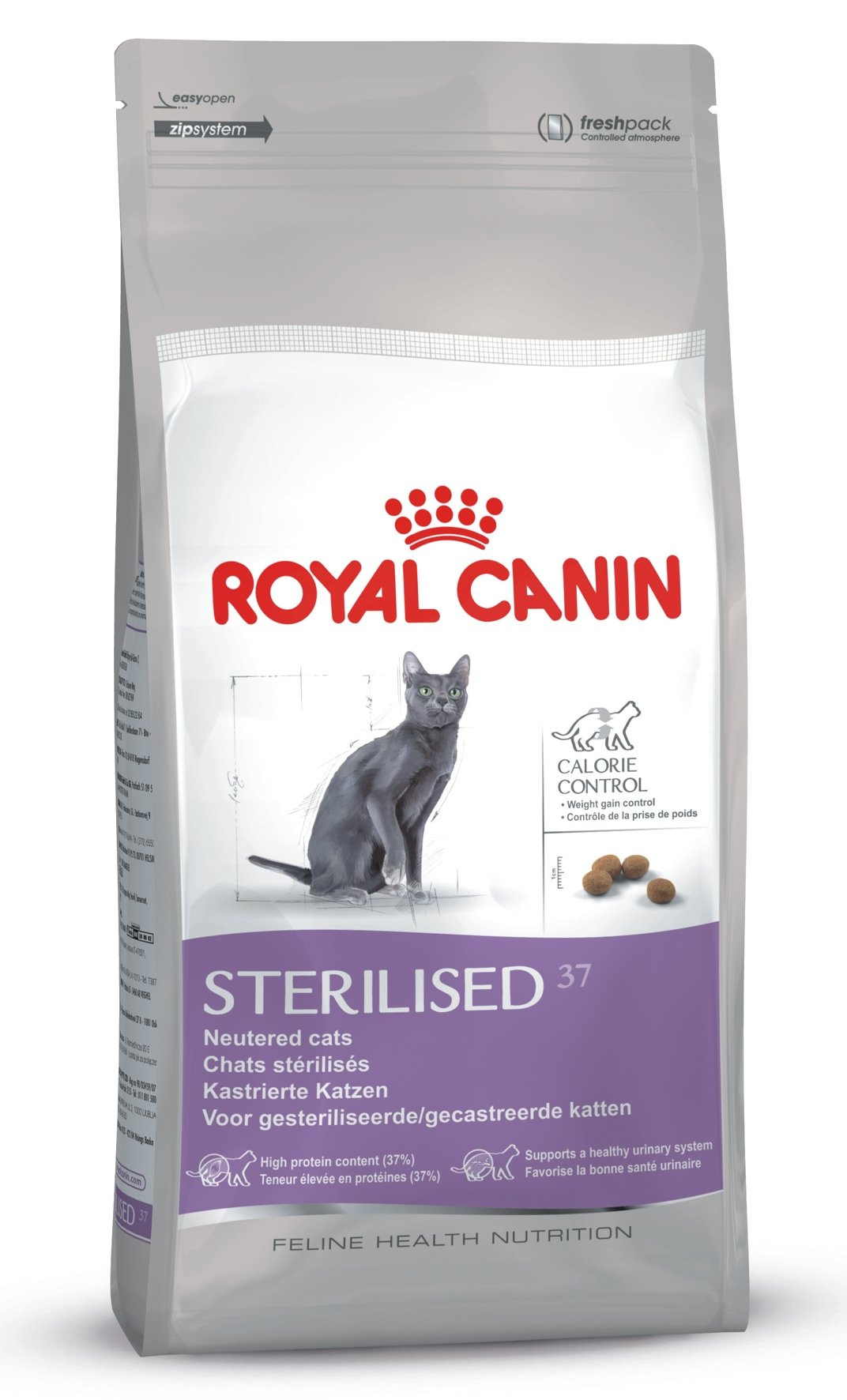 Royal Canin 55128 esterilizado 10 kg - comida para gatos product image
