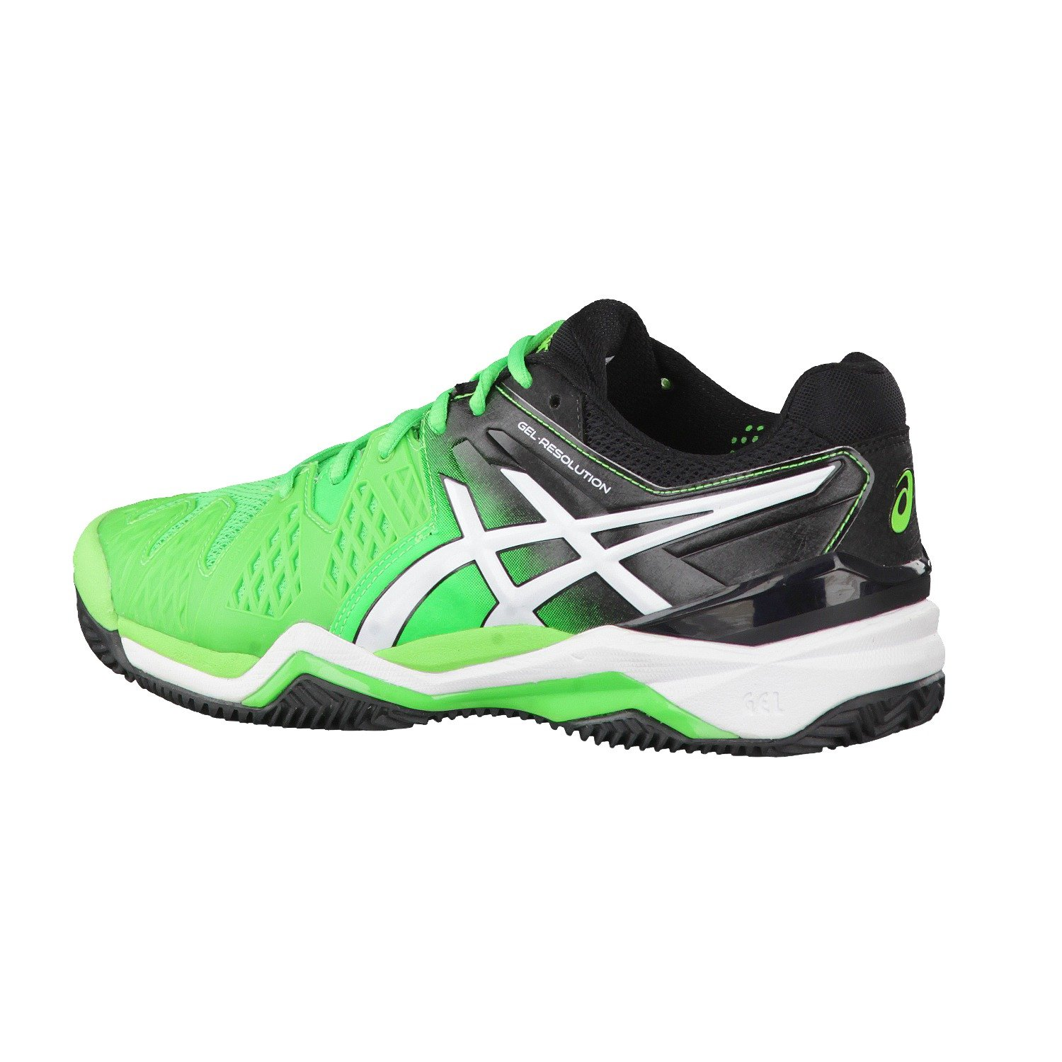Tennisschuhe ClayHerren 0142 Asics Resolution Gel 6 E503y 0n8wPOkX