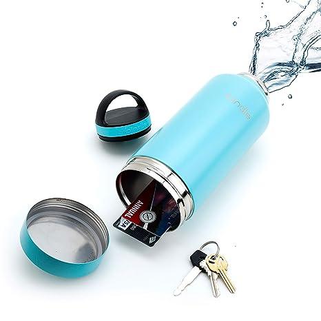 Amazon.com: Bindle - Botella de agua de acero inoxidable con ...