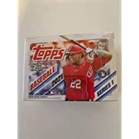 $31 » 2021 Topps Series 1 Baseball 7 Pack Blaster Box