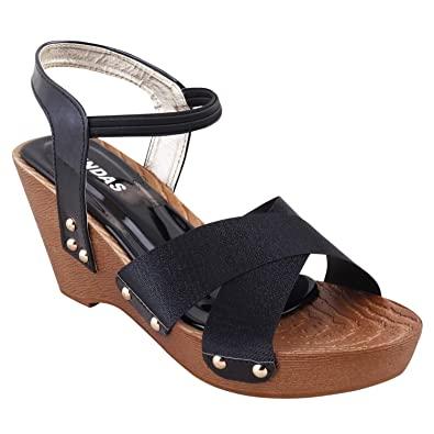 2fbbd5b2233cd RINDAS Women s and Girl s Stylish and Comfortable Wedges