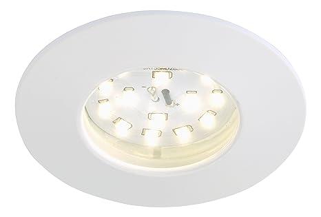 briloner leuchten 7231-016 led einbauleuchte, dimmbar ... - Lampen Für Badezimmer