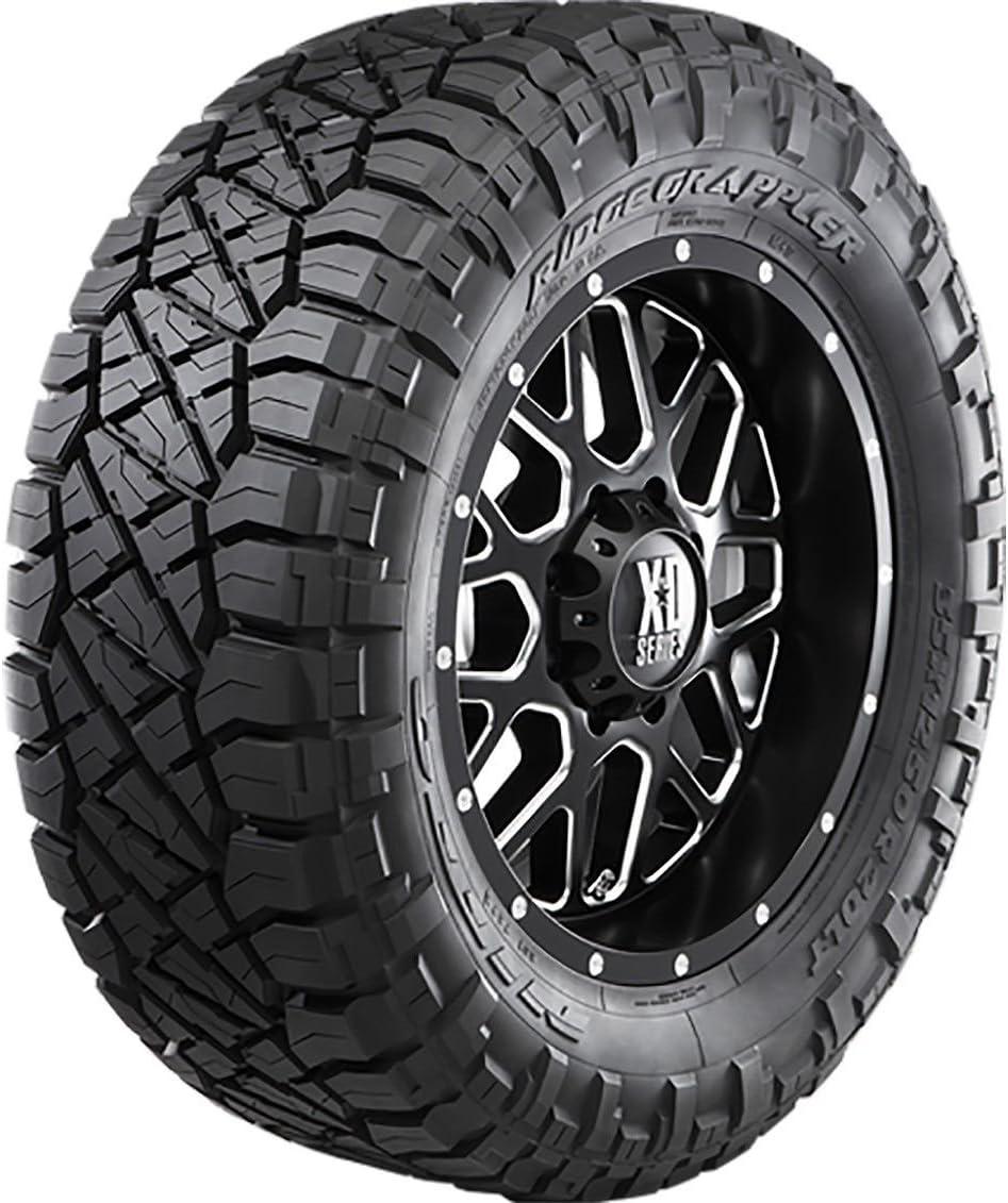 Nitto Ridge Grappler All Season Radial Tire-LT285//65R20 127Q