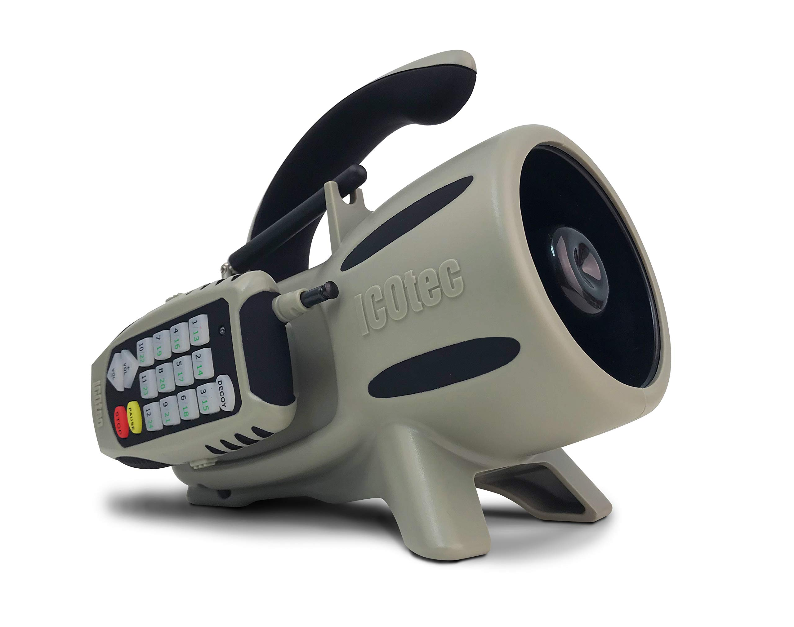 Icotec GEN2 GC350 Programmable Game Call - 24 call capacity by Icotec