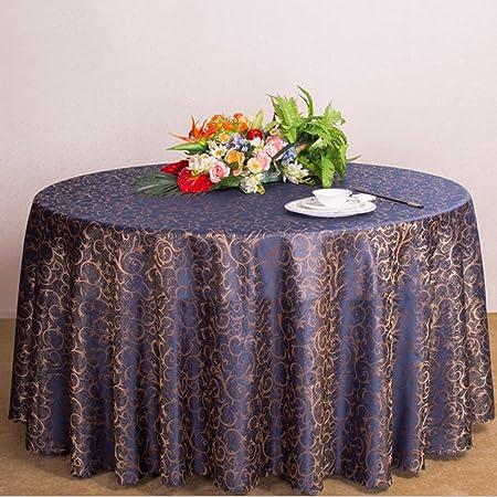 vicoki mantel mesa alfombrilla para, diseño floral Jacquard funda ...
