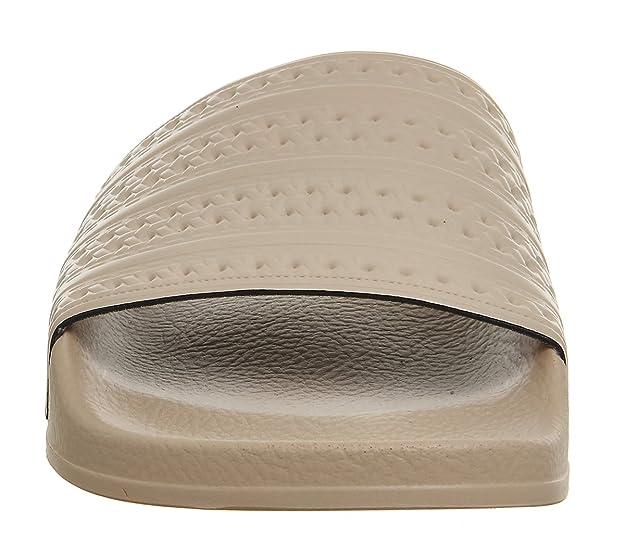 brand new ef8ed 418e3 adidas Adilette, Unisex Adults Beach  Pool Shoes Amazon.co.uk Shoes   Bags
