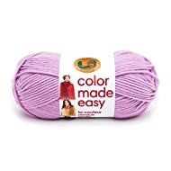 Lion Brand Yarn 195-143 Color Made Easy Yarn, Prism