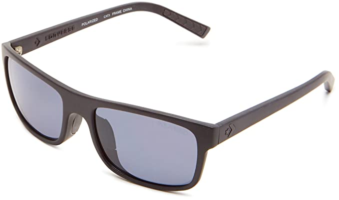 Converse - Gafas de sol Rectangulares Shot Clock para hombre ...