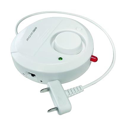 SCS Sentinel Wateralarm detector de fugas de agua, color blanco