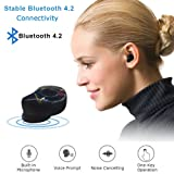 True Wireless Earbuds with 750 mAh Portable