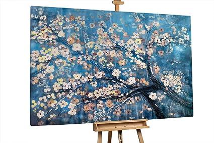 KunstLoft® Extravagante cuadro al óleo \'Verzweigungen\' 180x120cm ...