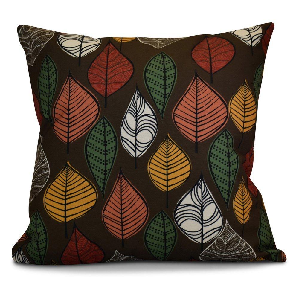 E by design O5PFN745BL37-20 Printed Outdoor Pillow