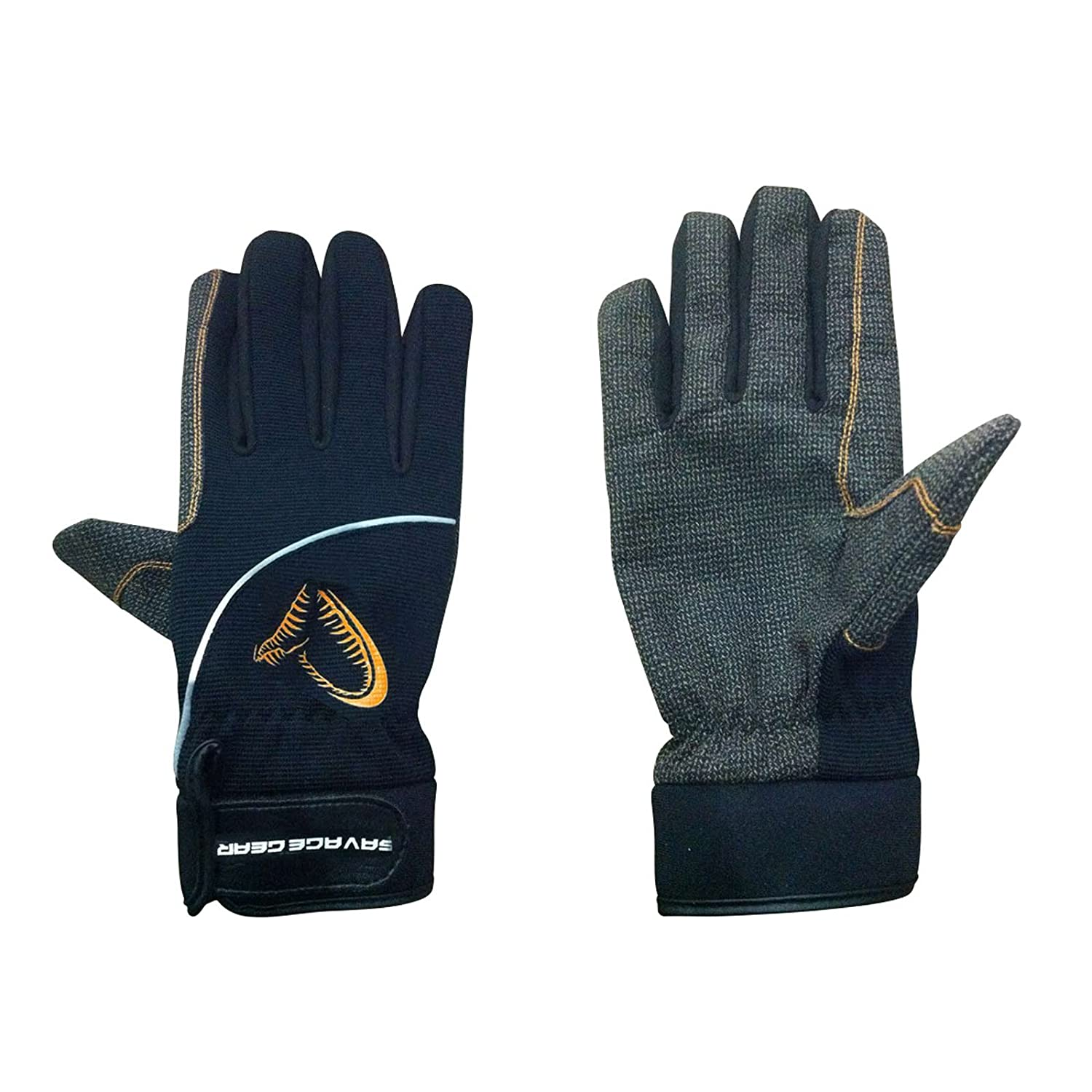 Savage Gear Shield Gloves**All Sizes**Pike Predator Handling Protection Gloves