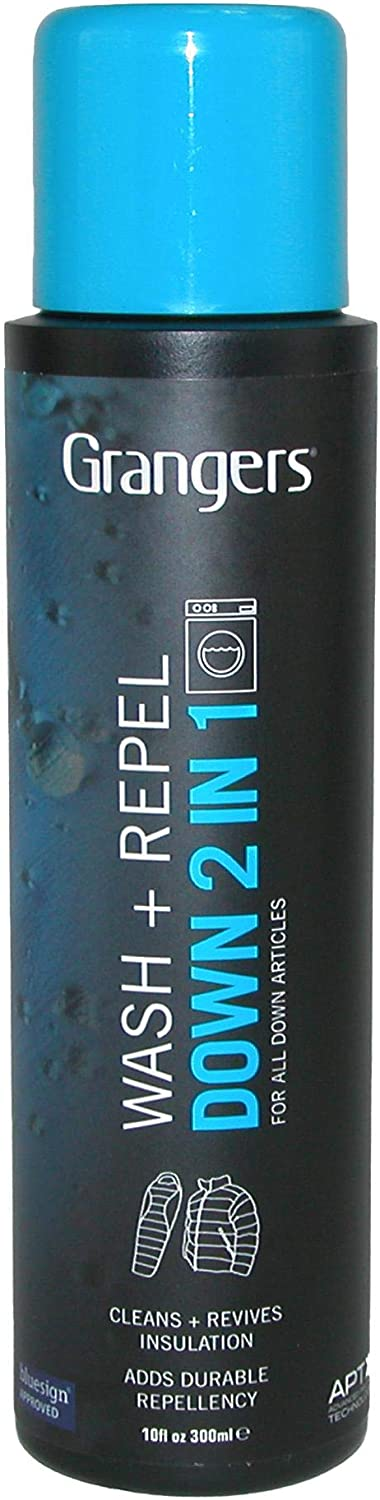 Grangers Down Wash + Repel/ Clean and add Water Repellent in 1 Wash Cycle