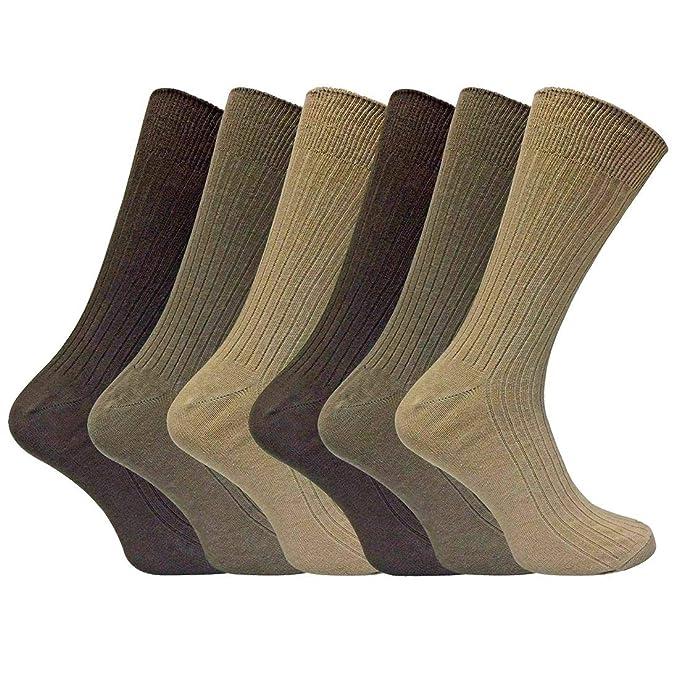 Amazon.com: Calcetines de algodón para hombre y mujer ...