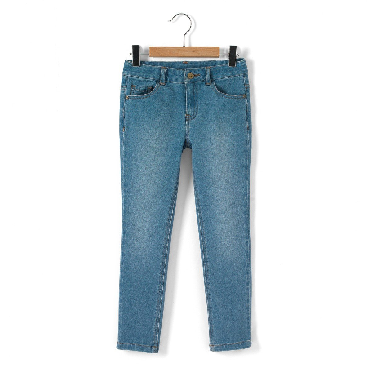 10-16 Years/&Nbsp; La Redoute Collections Big Girls Skinny Jeans