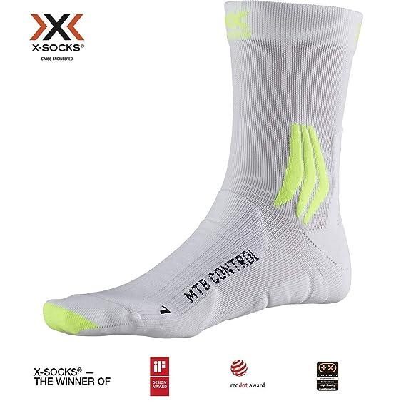 X-Socks Mountain Bike Control Socks Unisex Adulto