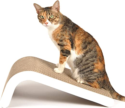 7.4 kg ALL FOR PAWS Modern Cat Keep Clean Wall Scratcher for Cat